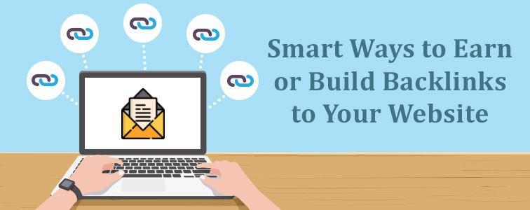 smart ways to build backlinks
